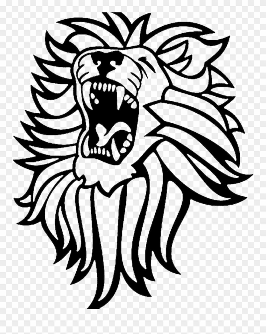 hight resolution of lioness roar png hd clipart