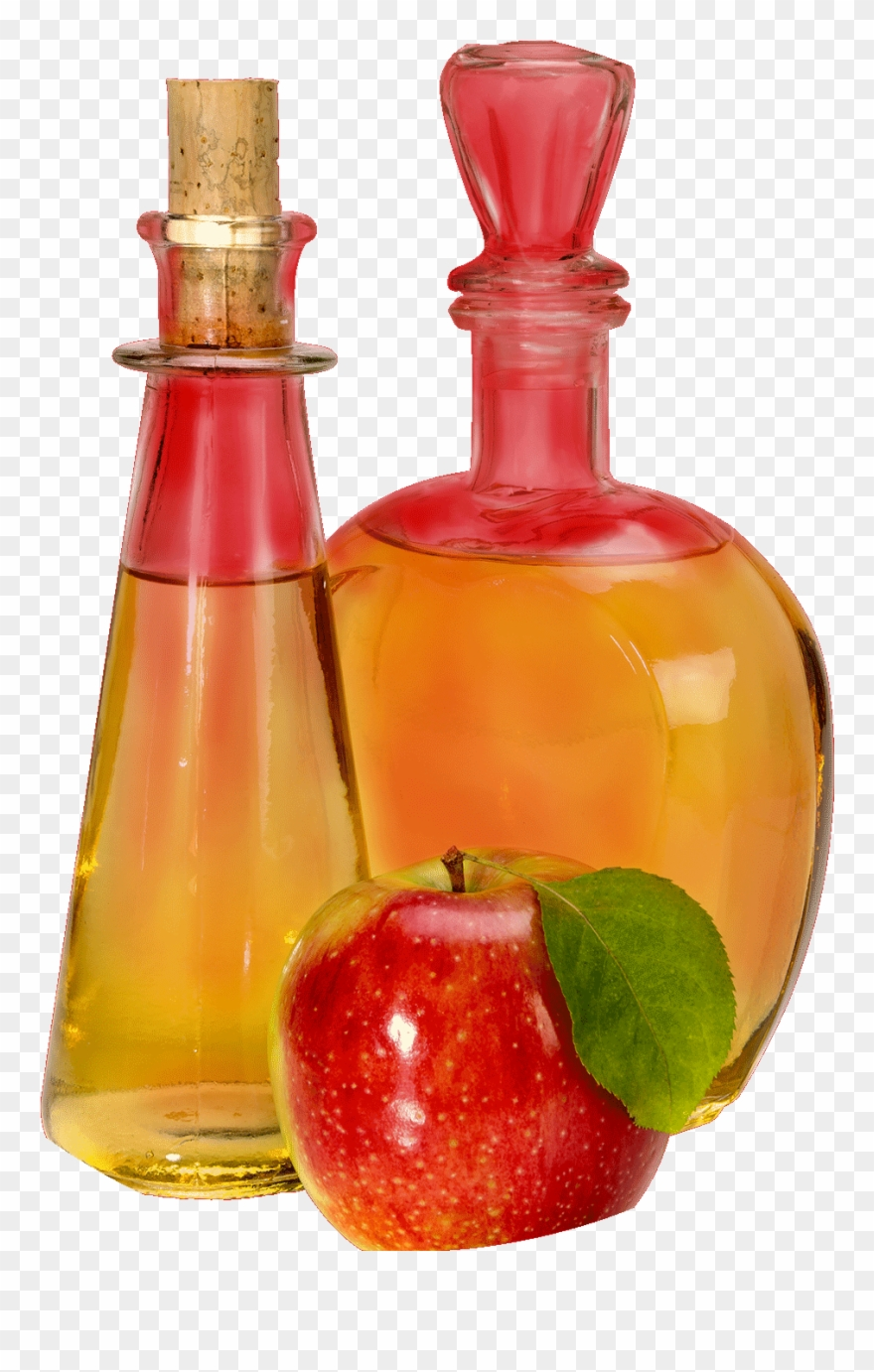 hight resolution of cleansing apple cider vinegar clipart