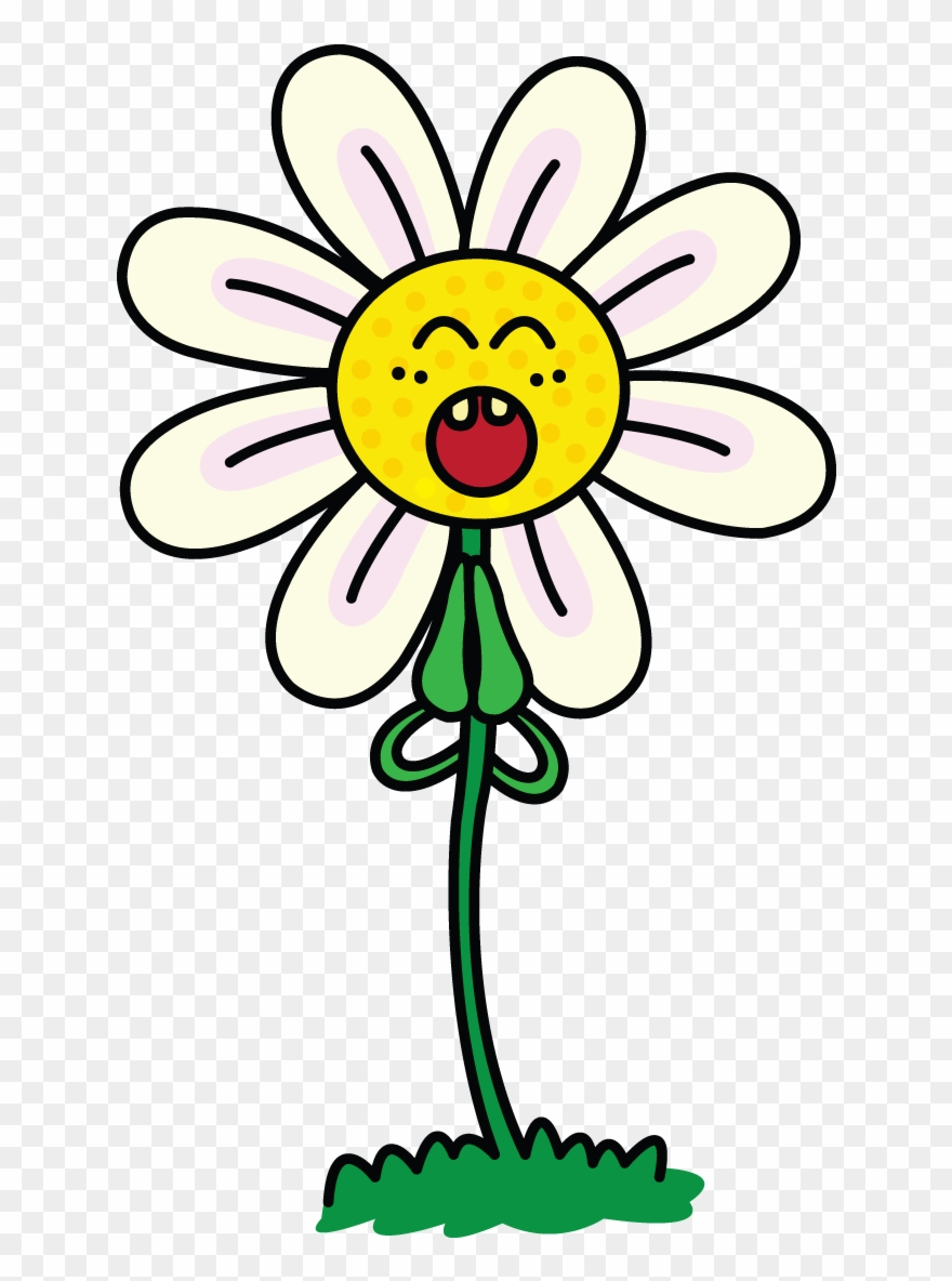 hight resolution of drawing cactus fun2draw picture free stock cute daisy flower cartoon clipart