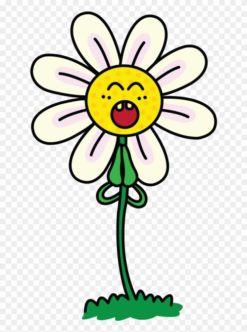 small resolution of drawing cactus fun2draw picture free stock cute daisy flower cartoon clipart