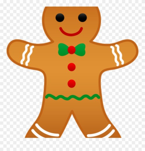 small resolution of gingerbread man clip art christmas free pinterest classroom gingerbread man clipart hd png download