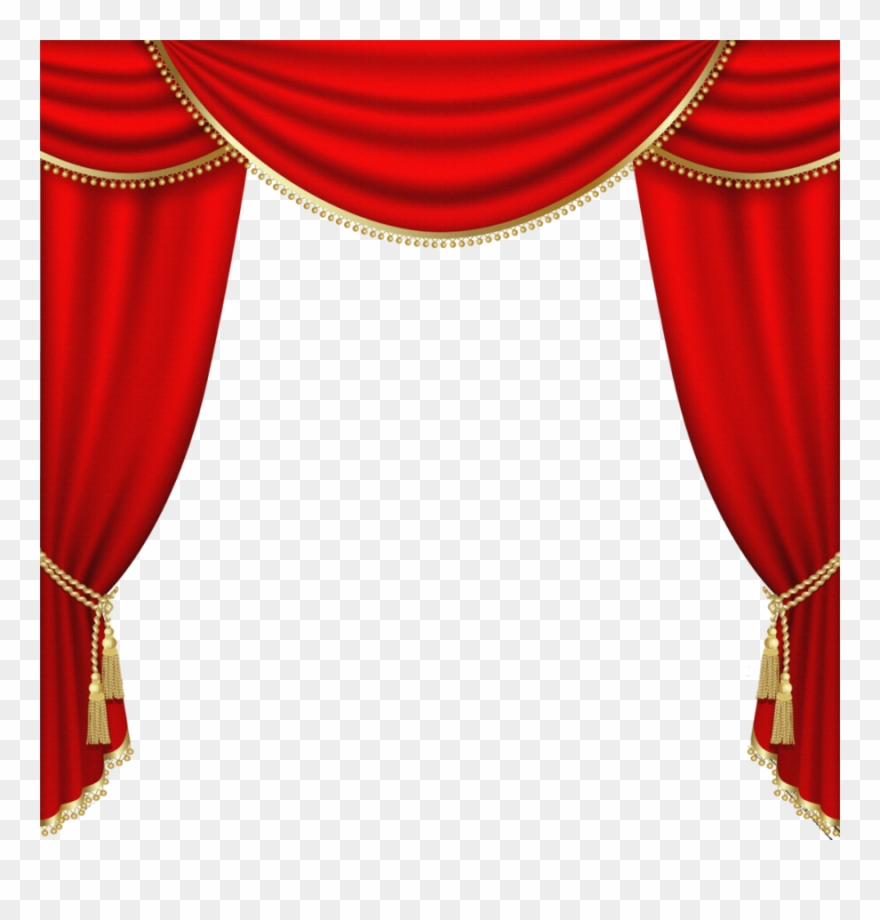 hight resolution of download red curtain png clipart curtain clip art curtain theater stage transparent png