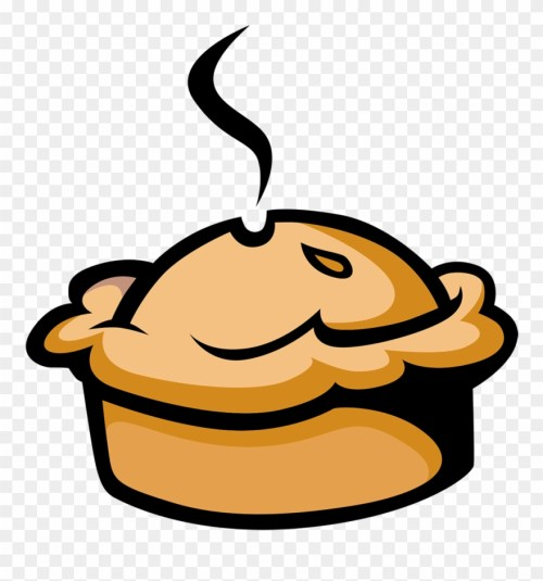small resolution of pies clipart hot pie pie and peas cartoon png download