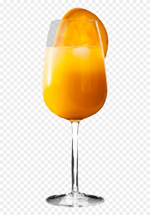 small resolution of orange juice with fruit slice clipart