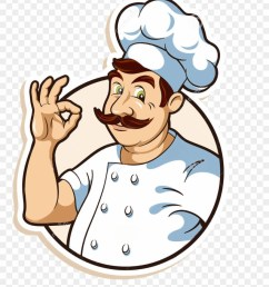 vector library stock chefs clipart cooking demo chief cook clipart png transparent png [ 880 x 1077 Pixel ]