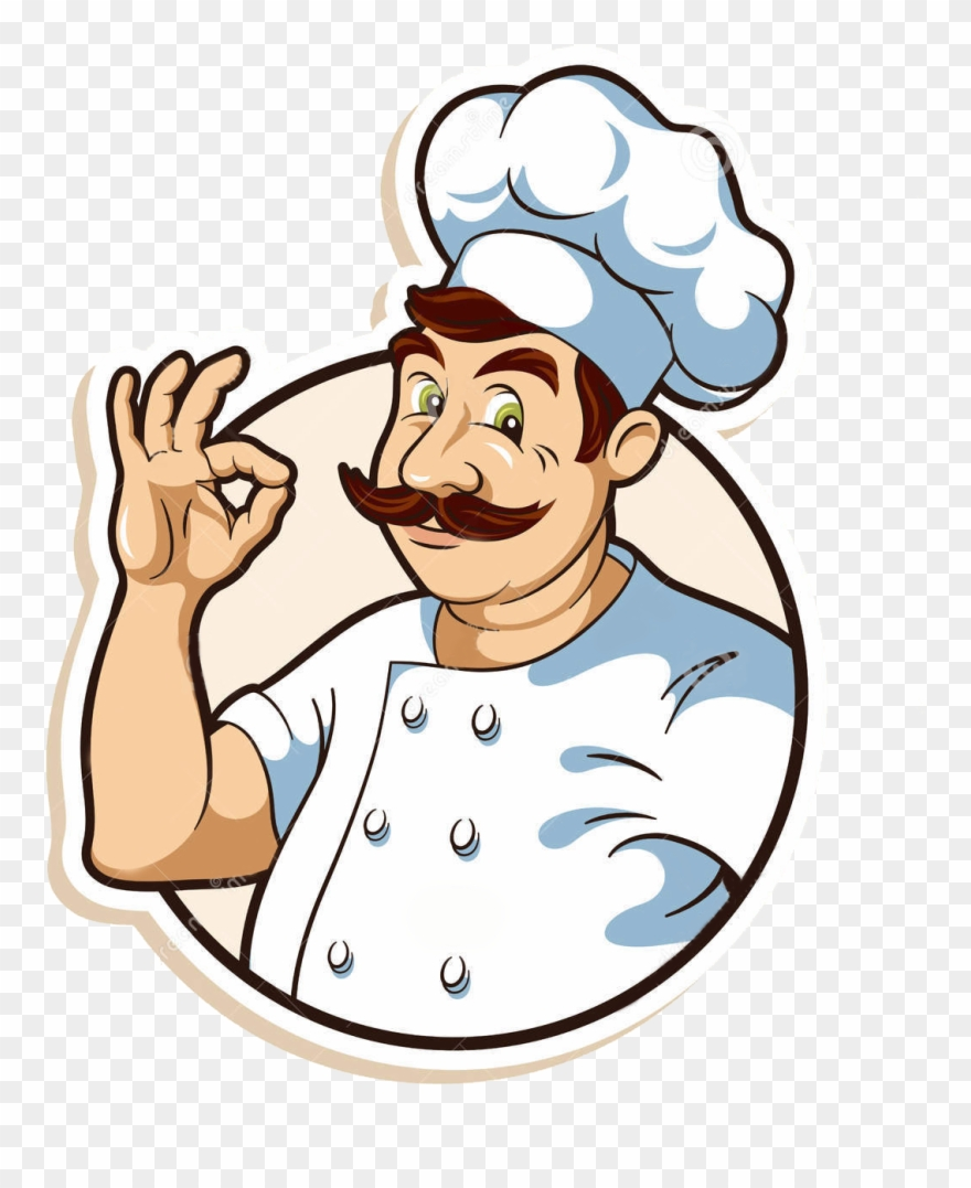 hight resolution of vector library stock chefs clipart cooking demo chief cook clipart png transparent png