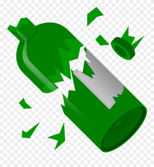 small resolution of collection of broken glass bottle high breaking a glass clipart png download