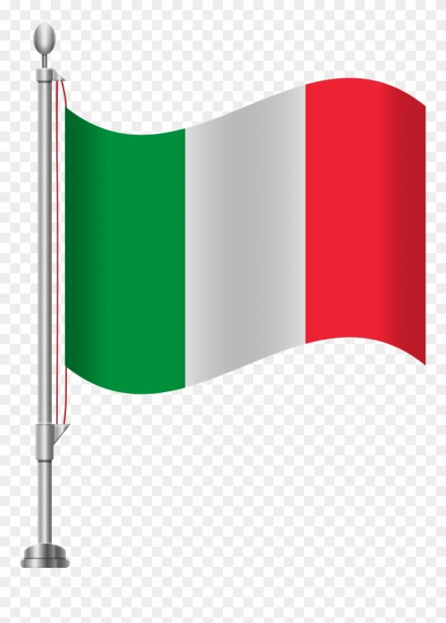 small resolution of italian flag clipart png transparent png