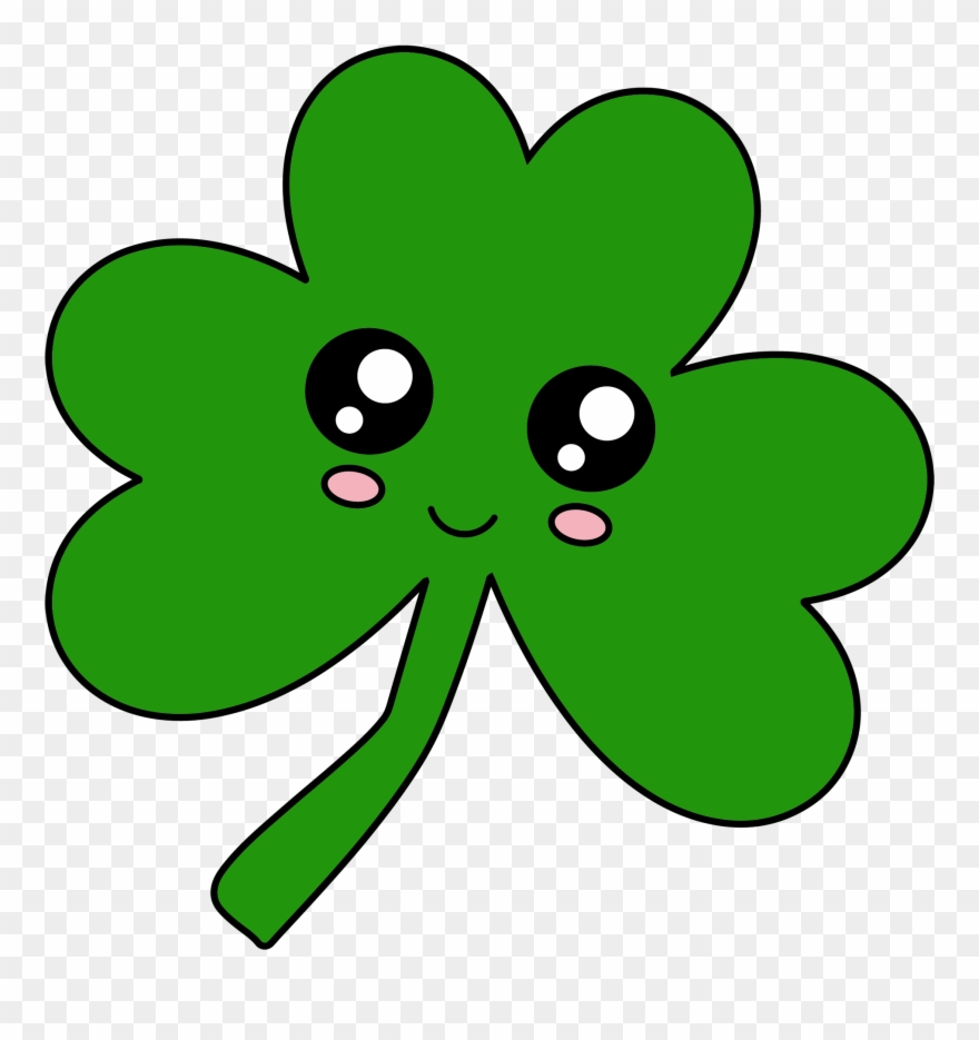 hight resolution of cute saint patrick s daydownload now cute shamrock clipart free download