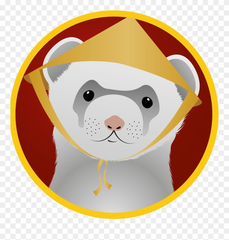 hight resolution of ferret badges 3 vietnamese food ferret vietnamese ferret clipart