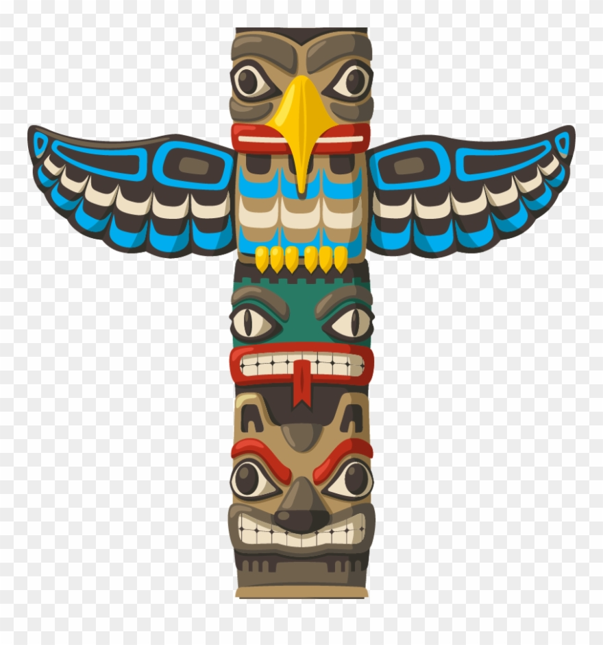 hight resolution of totem pole edit 1 animal native american totem pole clipart