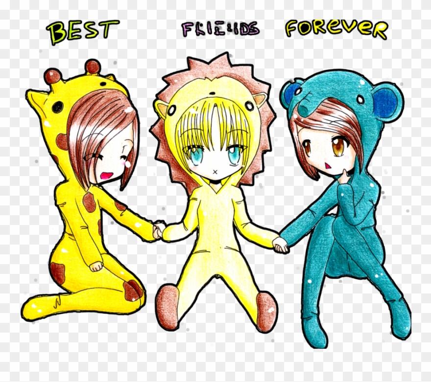 best friends forever cute