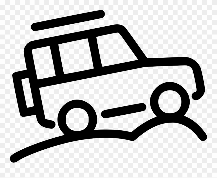 jeep clipart off road