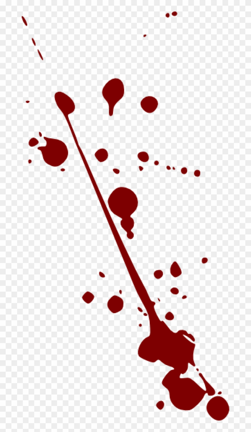 hight resolution of blood splatter clipart blood splatter clip art at clker blood splatter gif transparent png