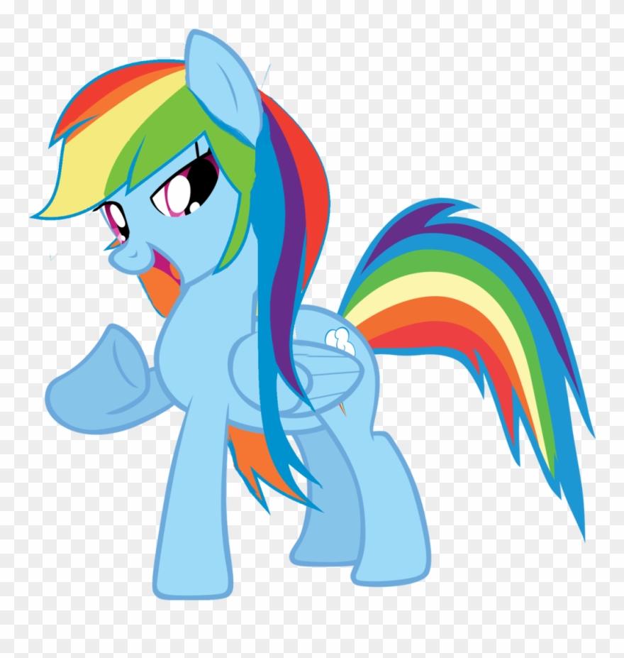 My Little Pony Equestria Girls Rainbow Rocks Mlp Eg Rainbow Dash Hair Clipart 3218244 Pinclipart