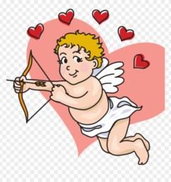 cupid clipart february cute cupid clip art png download [ 880 x 920 Pixel ]