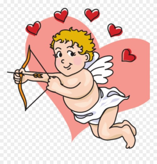 small resolution of cupid clipart february cute cupid clip art png download