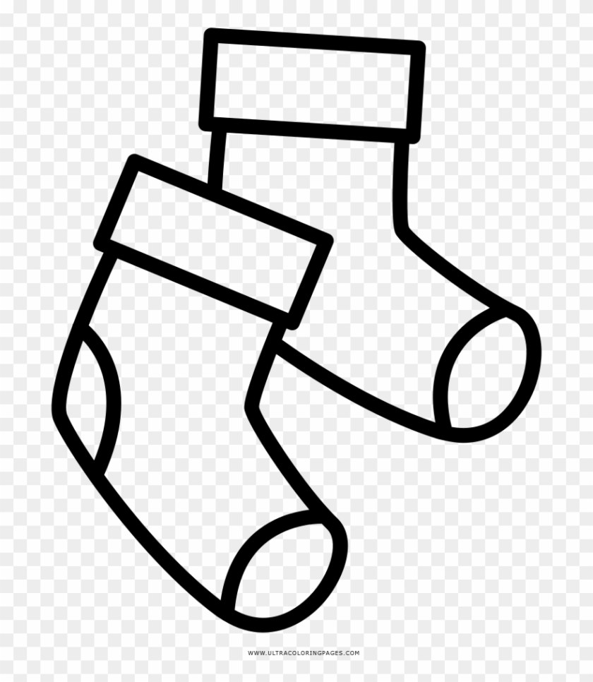 creative inspiration socks coloring page ultra pages