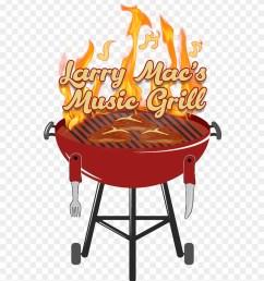 larry mac s music grill steak clipart [ 880 x 1029 Pixel ]