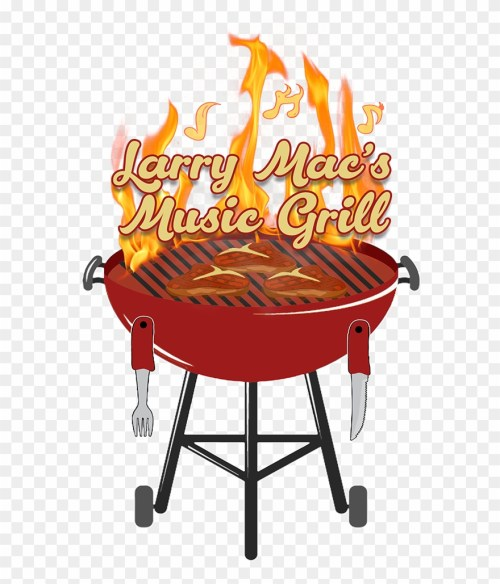 small resolution of larry mac s music grill steak clipart