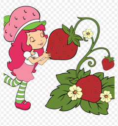 strawberry shortcake clipart strawberry shortcake berry strawberry shortcake new png download [ 880 x 907 Pixel ]