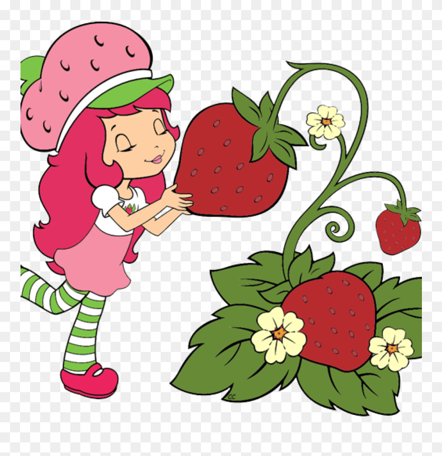 hight resolution of strawberry shortcake clipart strawberry shortcake berry strawberry shortcake new png download