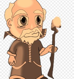 wise man clipart png png download wise old man clipart transparent png [ 880 x 1120 Pixel ]