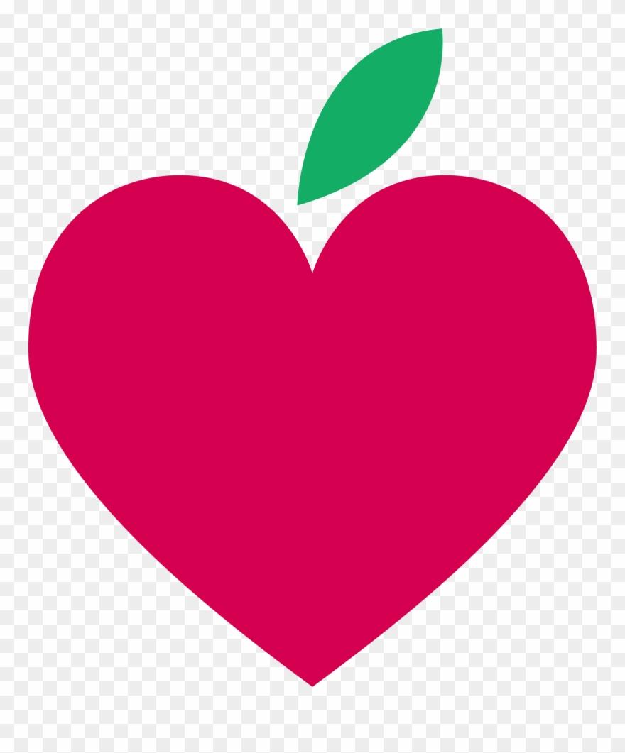 apple hearts 1598 1855