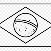 Download Brazil Flag Coloring Page Pdf Best In For Kids ...