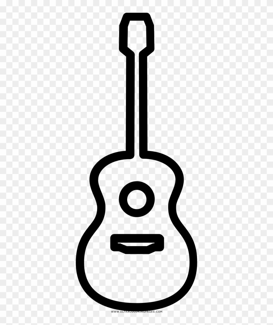 Gitarre Ausmalbilder Clipart (#3429868) - PinClipart
