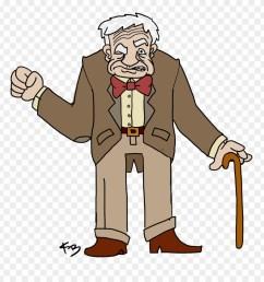 old man transparent cartoon old man png clipart [ 880 x 920 Pixel ]