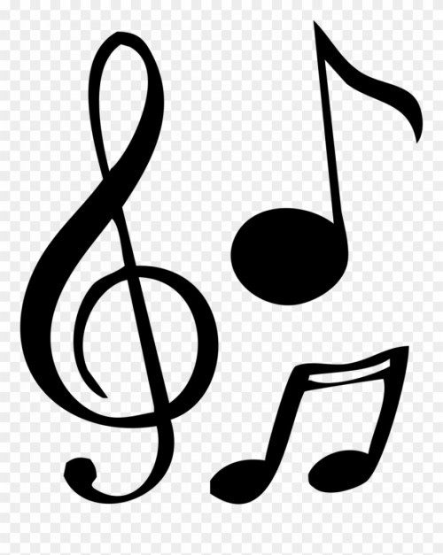 small resolution of nice images musical notes clipart note de musique dessin png download