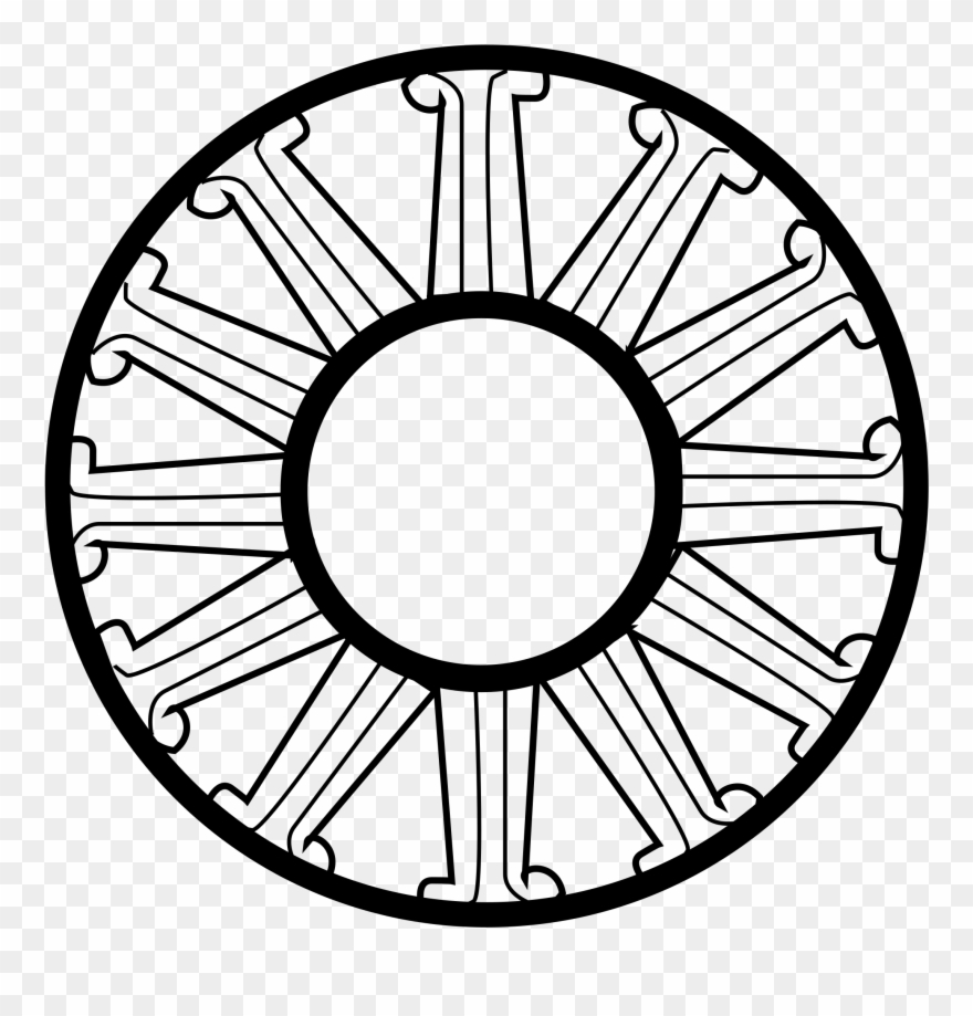hight resolution of wheel clipart weel drawing png download