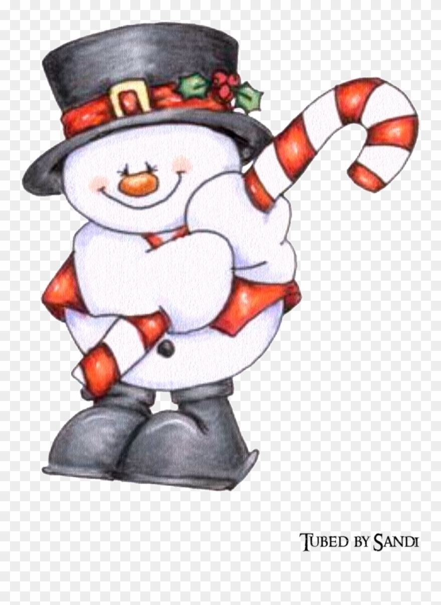 hight resolution of clipart snowman png download