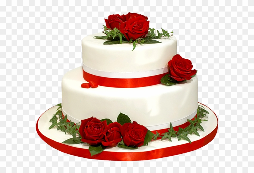 Rose Blank Cake Png Happy Birthday Cake Png Hd Clipart 3668974
