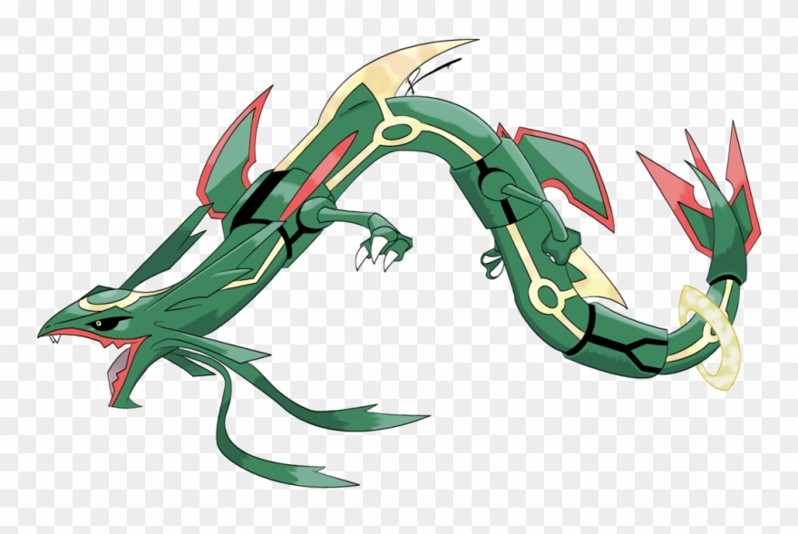 rayquaza rayquaza flying png
