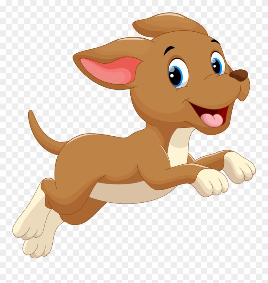 dog puppy cartoon clip
