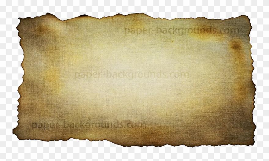 old grunge burned paper