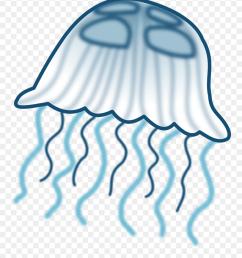 sea life clipart jellyfish clip art jellyfish png download [ 880 x 1051 Pixel ]