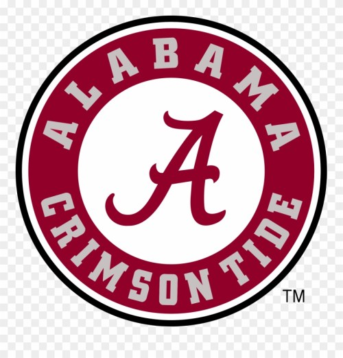 small resolution of alabama a clipart for an art project collection alabama crimson tide png download