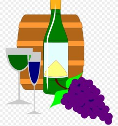 grapes and wine clipart wine bottle glass clip art png download [ 880 x 1113 Pixel ]