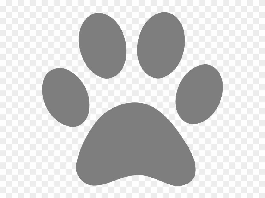 lion paw print png