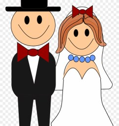 bride and groom graphics free this cute cartoon bride and groom clipart [ 880 x 1339 Pixel ]