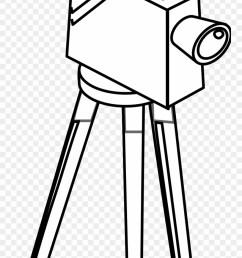 movie camera black white line art s coloring book colouring movie camera coloring page clipart [ 880 x 2114 Pixel ]