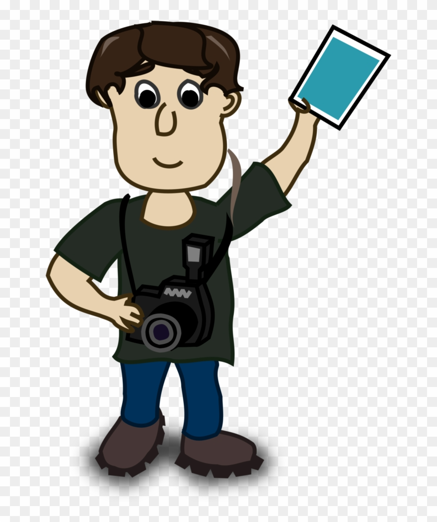 medium resolution of photography image photographer clip art free photographer vector character png download