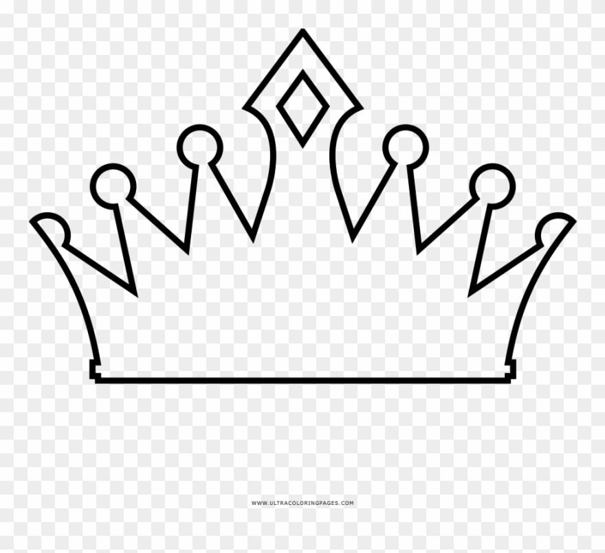 Ultra Coloring Pages Crown Coloring Book Clipart 4072663 Pinclipart