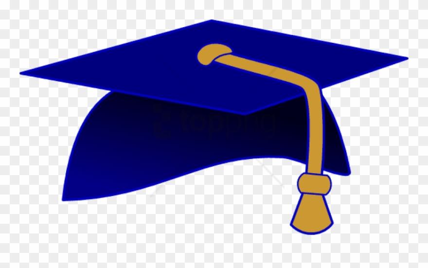 free png gold graduation