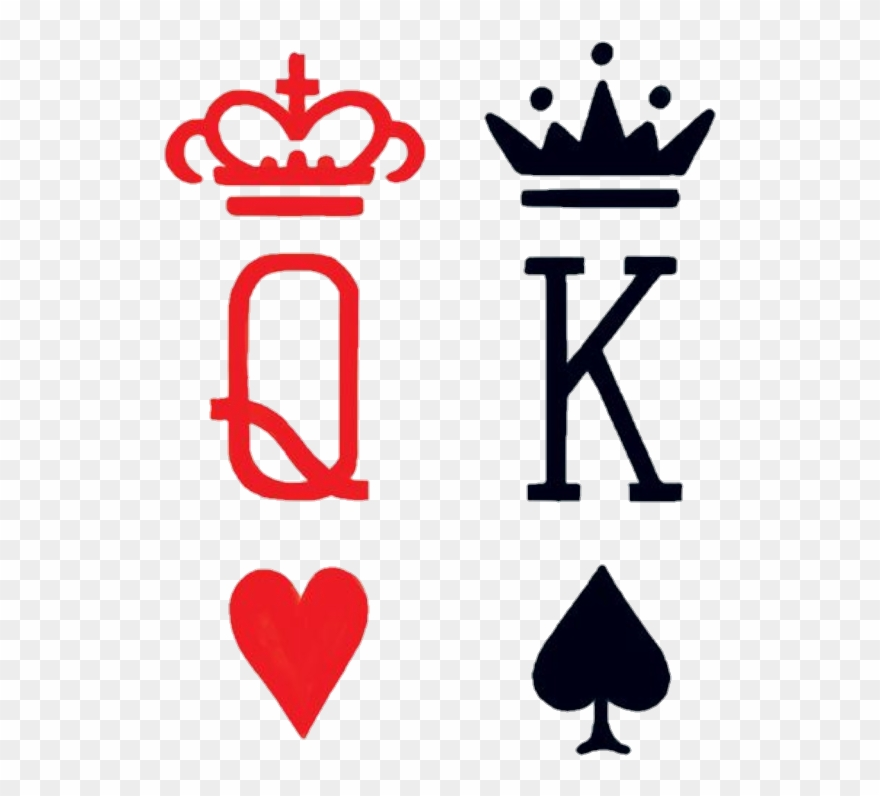 King And Queen Tattoo Drawings Clipart 441780  PinClipart