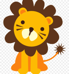 baby lion clipart baface 71 with clipart ba shower big and small animals png [ 880 x 1097 Pixel ]