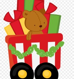 craft christmas train clipart png download [ 880 x 1328 Pixel ]